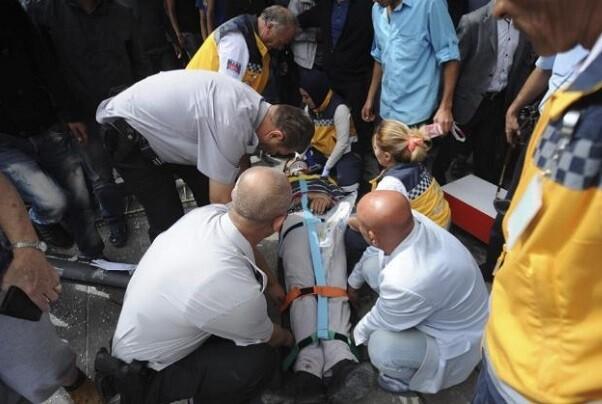Más de 30 muertos en un atentado contra una marcha por la paz en Turquía