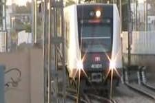 Metrovalencia en la estación de Seminari-CEU.