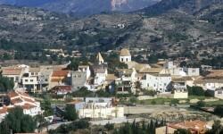 Municipio de Aigües.