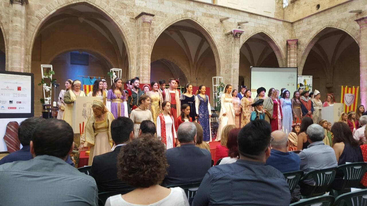 Na Jordana continua con su Tirant de lletra 2015 (2)