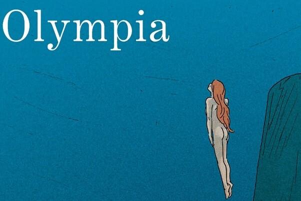 Portada de 'Olympia'.