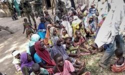 Rescatan a más de 300 mujeres y niños secuestrados por Boko Haram en Nigeria.