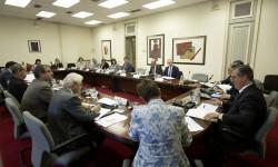 Reunión Comisión General FP