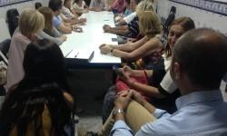 Reunión en sede PP Burriana