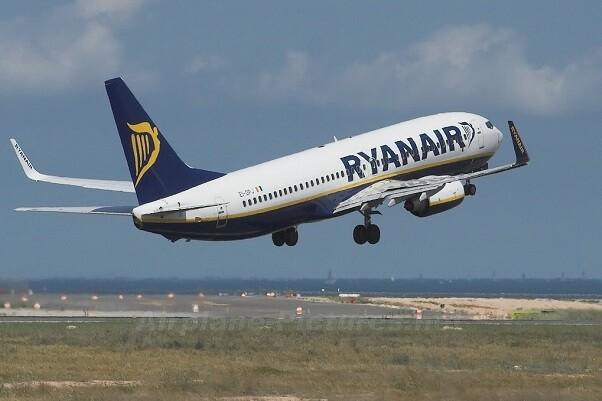 Ryanair incrementa su oferta de vuelos desde Alicante con cinco nuevas rutas.