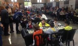 Se celebró la cuarta jornada del XIX Torneo Internacional de Ajedrez 'Juego Limpio'.