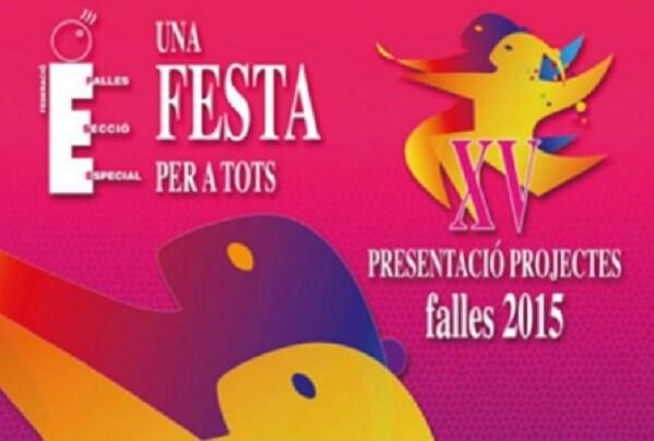 Se inaugura 'Una Festa per a Tots' de la Federación de Fallas de la Sección Especial.