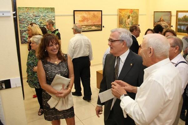 Se presenta una nueva edición de la exposición de la Asociación de Artistas Alicantinos.