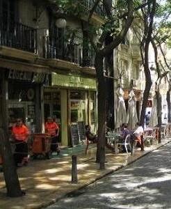 Según Vicent Sarrià, 'apenas se ha recuperado espacio público de calles y plazas'.