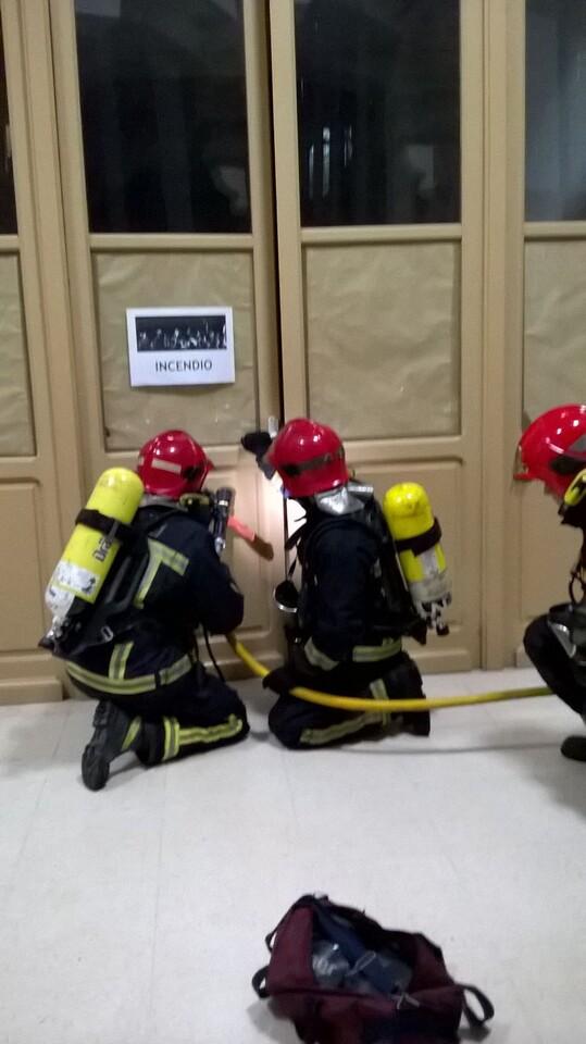 Servicio de Bomberos de Castellón 1