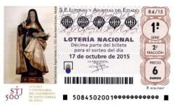 Sorteo de lotería nacional ávila sábado 17 de octubre de 2015
