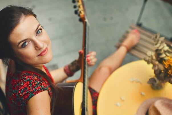 Thaïs Morell presenta su nuevo disco 'Amaralina'  en Espai Rambleta.
