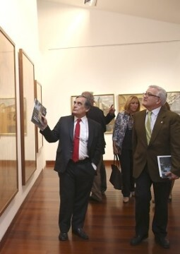 Un total de 84 piezas componen la exposición.
