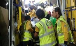 Un trabajador muere en Benidorm cuando instalaba un toldo en un hotel.
