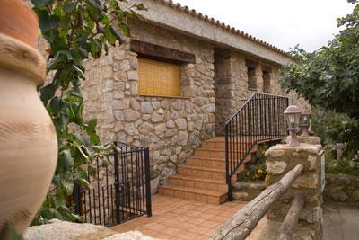 Una casa rural en la provincia de Valencia.