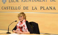 Verònica Ruiz, regidora de Cultura de l'Ajuntament de Castelló