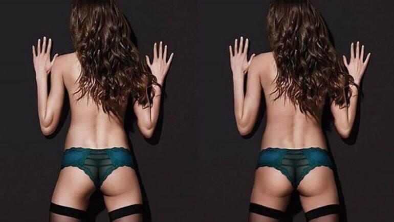 Victoria's Secret exceso de Photoshop (2)