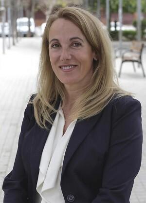 Yolanda Santos, concejala de Ciudadanos (C' class=