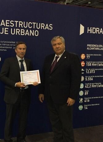 Este reconocimiento es fruto de las obras de drenaje de la Calle 133 de la Cañada (Valencia).