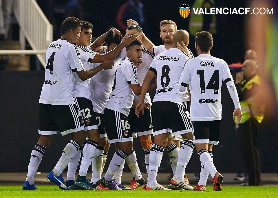 2015-10-17, Liga BBVA, Valencia CF v Málaga. Mestalla, Valencia