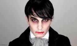 maquillarte para Halloween facil con creatividad, habilidad trucos (11)
