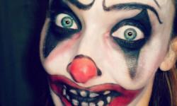 maquillarte para Halloween facil con creatividad, habilidad trucos (39)