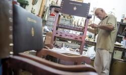 renovación de los 9 sillones del Tribunal de las Aguas (2)