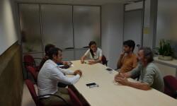 reunión colectivos ecologistas