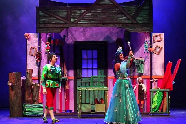 'Pinocho, un musical para soñar' vuelve al Teatro Olympia en navidades.