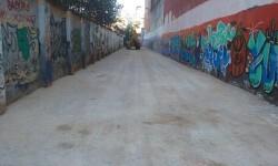 1117 Acondicionamiento calle República de la Costa de Ibori
