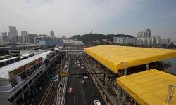 2013 Macau Grand Prix  Circuit Guia 13-17th November, 2013  Photo: Gavin Lawrence / Macau Grand Prix