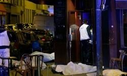 Al menos 30 muertos en tres ataques violentos en el centro de París.