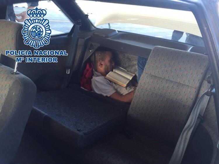 Algeciras Inmigrante Oculto