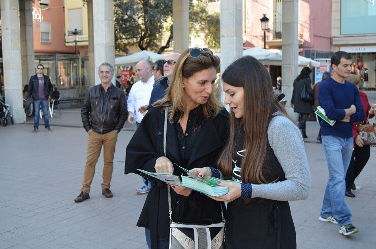 Amparo Marco campaña de promoción productos de Castelló ok