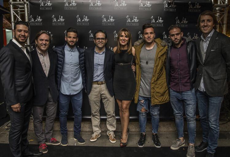 Antonio Jordán, Ruben G., Pablo Jordán, Lourdes Luz, Toño García, Roger y Gonzalo Bayona (1)