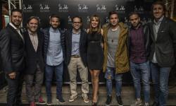 Antonio Jordán, Ruben G., Pablo Jordán, Lourdes Luz, Toño García, Roger y Gonzalo Bayona