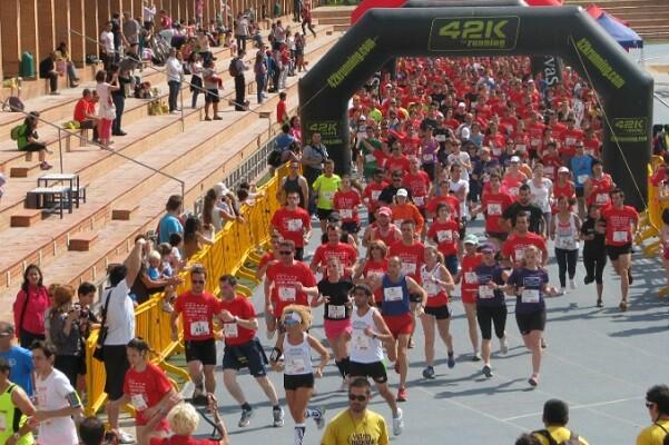 Cita Solidaria con Sant Joan de Déu tras el Maratón.