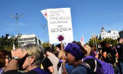 Concentración Violencia de género Madrid foto_Abulaila (4)