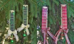 Crea en tu casa una decoración navideña reciclada (6)