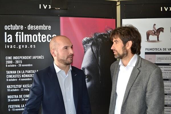 CulturArts presenta la nominación de Josué Vergara a los premios de música de cine de Hollywood.
