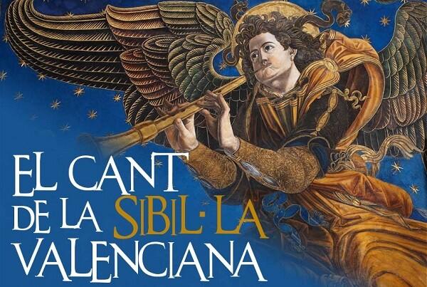 CulturArts y el Cabildo Catedralicio presentan 'El cant de la Sibil·la'.