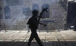 Dos personas heridas en Jerusalém por supuestos ataques terroristas.