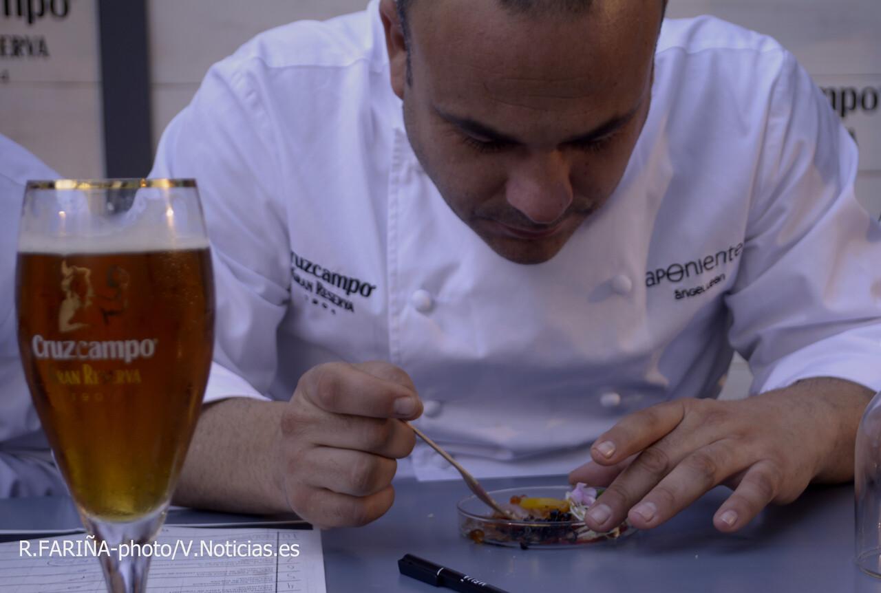 """El CdT de Valencia recibe a los chefs participantes del concurso""""Maestros de la Tapa"""" (12)"""