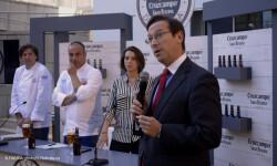 """El CdT de Valencia recibe a los chefs participantes del concurso""""Maestros de la Tapa"""" (15)"""