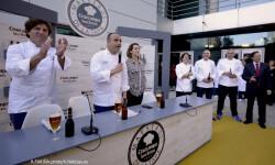 """El CdT de Valencia recibe a los chefs participantes del concurso""""Maestros de la Tapa"""" (16)"""