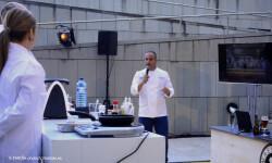 """El CdT de Valencia recibe a los chefs participantes del concurso""""Maestros de la Tapa"""" (2)"""
