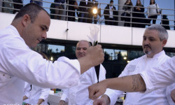 """El CdT de Valencia recibe a los chefs participantes del concurso""""Maestros de la Tapa"""" (3)"""