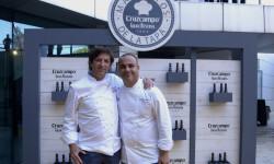 """El CdT de Valencia recibe a los chefs participantes del concurso""""Maestros de la Tapa"""" (4)"""