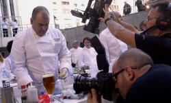 """El CdT de Valencia recibe a los chefs participantes del concurso""""Maestros de la Tapa"""" (5)"""