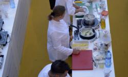"""El CdT de Valencia recibe a los chefs participantes del concurso""""Maestros de la Tapa"""" (7)"""